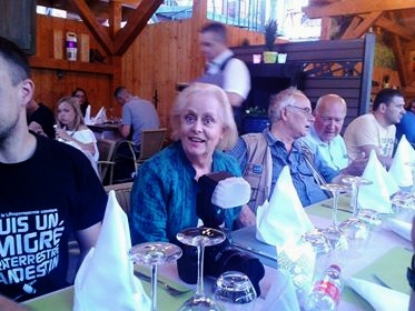 SOUVENIRS & ANECDOTES Forum-dinner